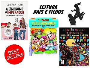 Seleção Leitura para Pais e Filhos - 3 Volumes