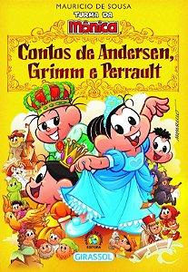 Turma da Mônica - Contos de Andersen, Grimm e Perrauld