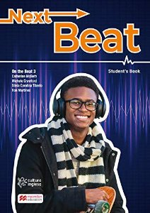 Pack Cultura Inglesa - On The Beat 3 - Next Beat - Student´s Book