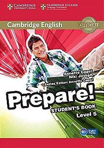 Cambridge English Prepare! 5 - Student's Book
