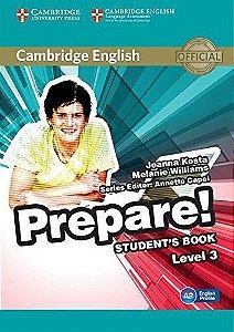 Cambridge English Prepare! 3 - Student's Book