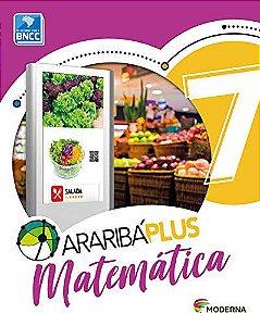 Araribá Plus - Matemática 7º Ano - 5ª Edição