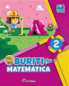 Buriti Plus - Matemática - 2º Ano
