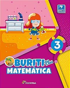 Buriti Plus - Matemática - 3º Ano