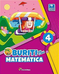 Buriti Plus - Matemática - 4º Ano