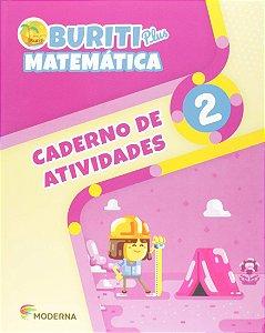 Buriti Plus - Matemática - 2º Ano - Caderno de Atividades