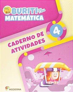 Buriti Plus - Matemática - 4º Ano - Caderno de Atividades