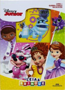 Disney Junior - Leia e Brinque