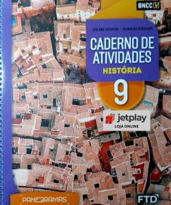 Caderno de Atividades Panoramas - Historia - 9º Ano