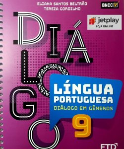 Diálogo em Gêneros 9 - 9º Ano - Nova Edição
