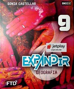 Expandir Geografia - 9º Ano