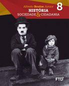 História Sociedade e Cidadania - Caderno de Atividades - 8º Ano
