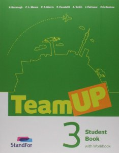 Conjunto - Team Up - 8º Ano
