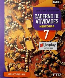 Caderno de Atividades Panoramas - Historia - 7º Ano