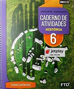 Caderno de Atividades Panoramas - Historia - 6º Ano