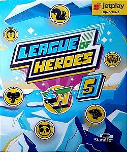 League of Heroes 5  - 5º Ano