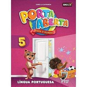 Conjunto Porta Aberta - Língua Portuguesa - 5º Ano