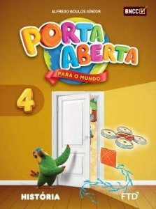 Conjunto Porta Aberta - História - 4º Ano