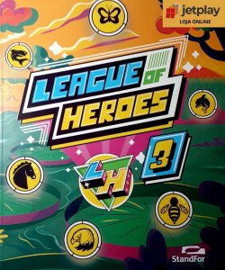 League of Heroes 3  - 3º Ano