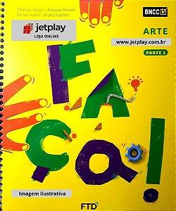 Conjunto Faça - Arte - 3º Ano