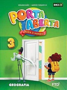 Conjunto Porta Aberta - Geografia - 3º Ano