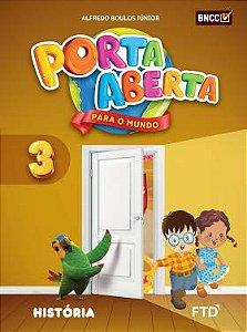 Conjunto Porta Aberta - História - 3º Ano
