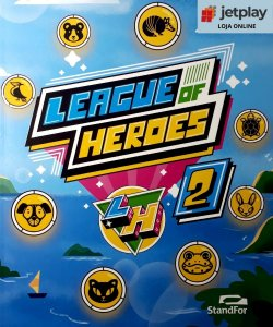 League of Heroes 2  - 2º Ano