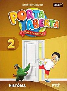 Conjunto Porta Aberta - História - 2º Ano