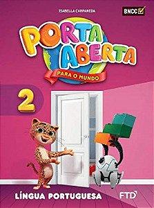 Conjunto Porta Aberta - Língua Portuguesa - 2º Ano