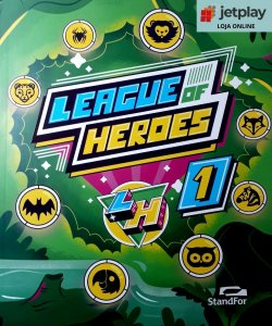 League of Heroes 1  - 1º Ano