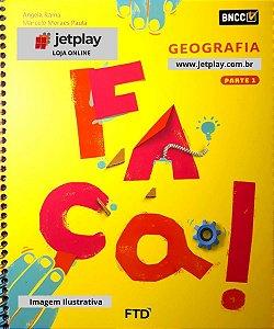 Conjunto Faça - Geografia - 1º Ano