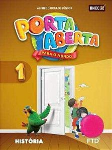 Conjunto Porta Aberta - História - 1º Ano