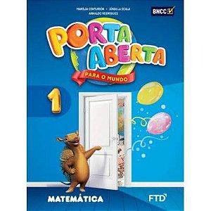 Conjunto Porta Aberta - Matemática - 1º Ano