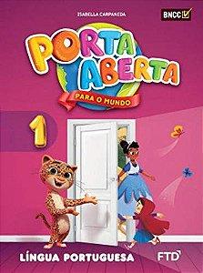 Conjunto Porta Aberta - Língua Portuguesa - 1º Ano
