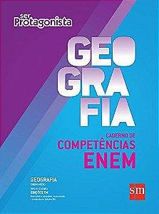 Ser Protagonista - Geografia - Caderno de Competências ENEM - Edição 2014