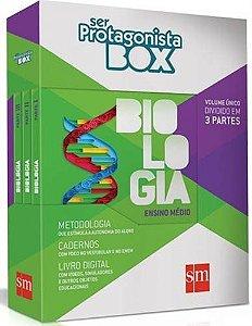 Ser Protagonista - Biologia - Volume  Único - BOX - Edição 2014