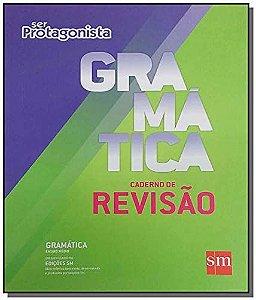 Ser Protagonista - Gramática - Caderno de Revisão - Edição 2015