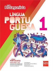 Ser Protagonista - Língua Portuguesa 1 - Edição 2014