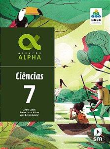 Geração Alpha - Ciências 7 - Edição 2019 - BNCC