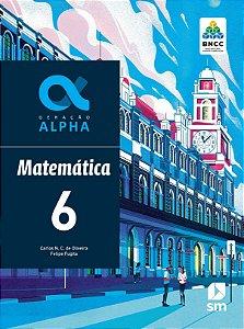 Geração Alpha - Matemática 6 - Edição 2019 - BNCC