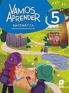 Vamos Aprender - Matemática 5 - Edição 2020 - BNCC