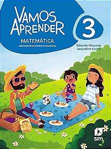 Vamos Aprender - Matemática 3 - Edição 2020 - BNCC
