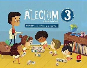 Alecrim Caderno De Atividades - Praticando a Leitura e a Escrita 3