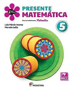 Presente Matemática 5 - Edição 5