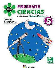 Presente Ciências 5 - Edição 5