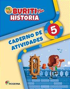 Buriti Plus História 5 - Caderno de Atividades