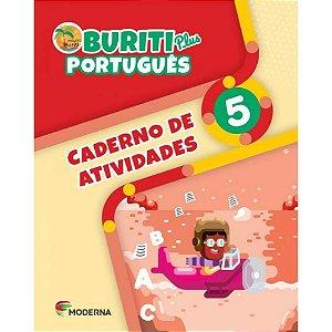 Buriti Plus Português 5 - Caderno de Atividades