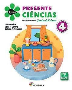 Presente Ciências 4 - Edição 5