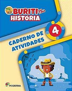Buriti Plus História 4 - Caderno de Atividades