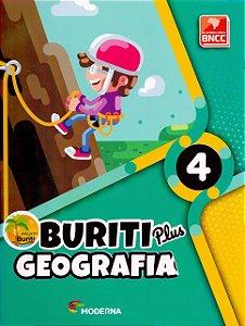 Buriti Plus Geografia 4